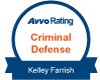 Avvo Criminal Defense Attorney Badge