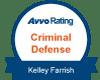 Avvo Criminal Defense Badge